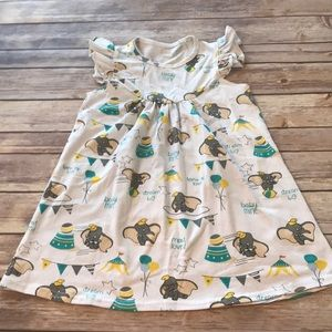 Other - Girls 2t dumbo baby mine dress New without tag